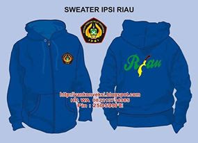 SWEATER IPSI RIAU