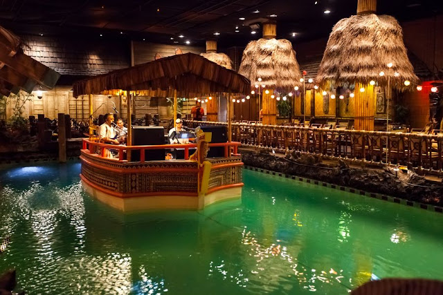 Tonga Room, Fairmont Hotel, San Francisco