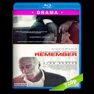 Remember (2015) BRRip 720p Audio Dual Latino-Ingles