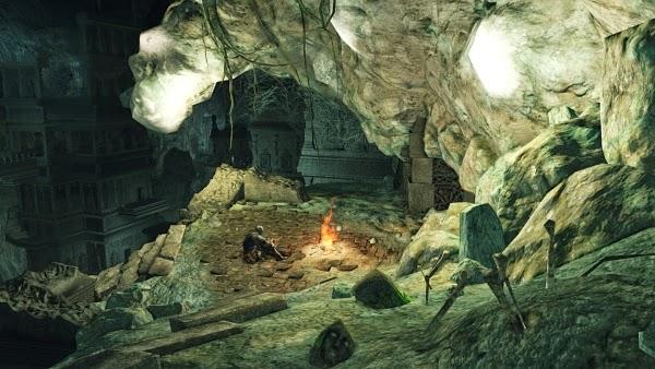 Dark Souls II Crown of the Sunken King