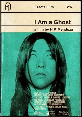 poster i am a ghost