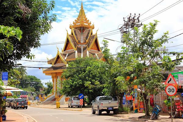 Wat Si Muang - Laos