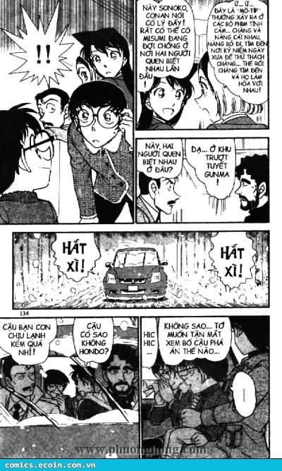 Detective Conan - Thám Tử Lừng Danh Conan chap 508 page 14 - IZTruyenTranh.com