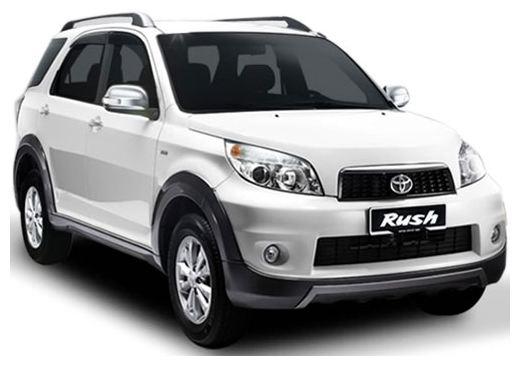 Daihatsu Rush / Terios 2014 - Motor Lovers