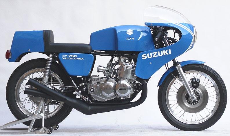 Suzuki Gt  Water Buffalos