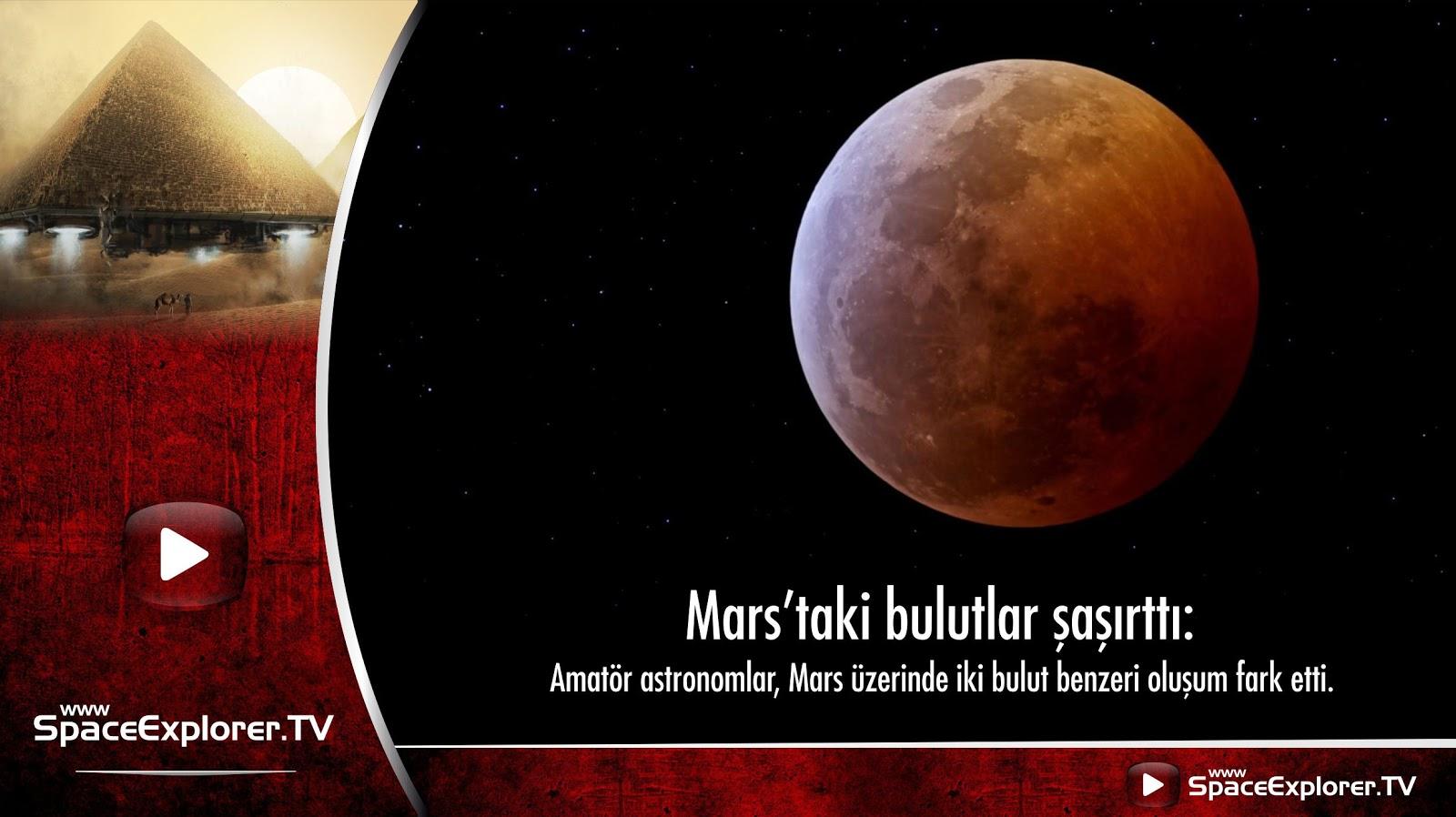 Mars, Uzayda hayat var mı?, Mars'ta yaşam var mı, Amatör gök bilimciler, Mars'ta su var mı, Su bulunan gezegenler, NASA neden gizliyor,
