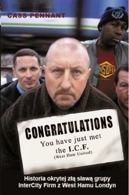 "Okładka książki ""Congratulations. You have just met the I.C.F."""
