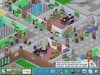 Download Theme Hospital PS1 ISO For PC Full Version ZGASPC