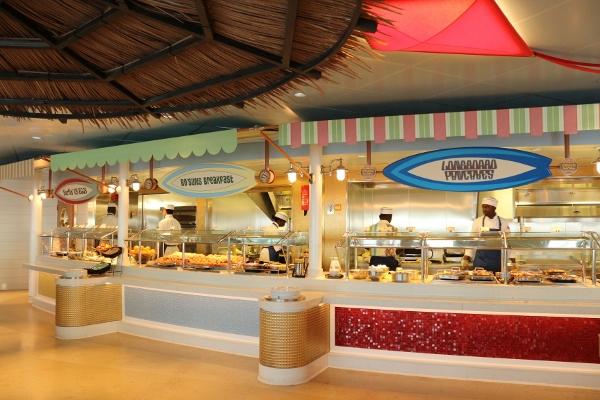 mission food disney cruise line cabanas