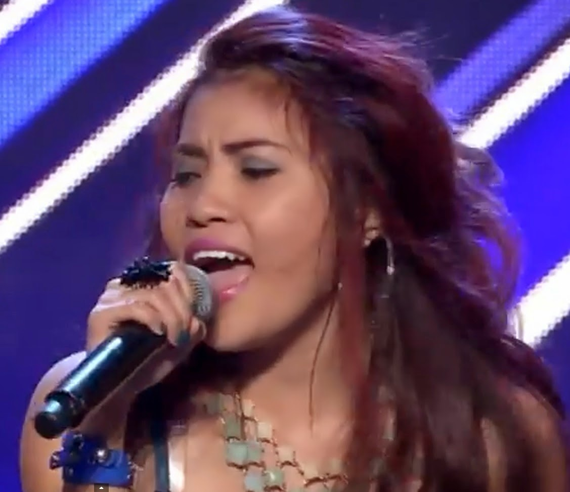 MARY  ANN  VAN  DER  HORST FILIPINA X-FACTOR 6