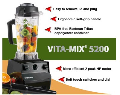 Vitamix 5200
