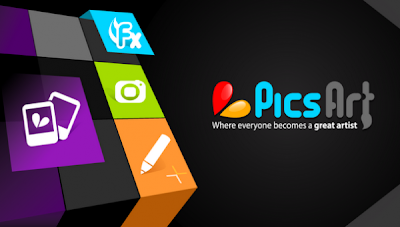 PicsArt - Aplikasi Photo Editing Android Terbaik