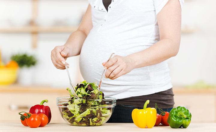 Makanan Sehat Ibu Hamil Dan Menyusui