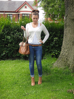 Mulberry Bag, Tan Boots