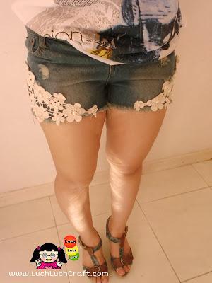 cute short pants