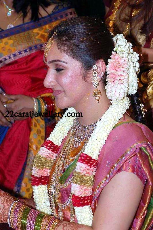 Sridevi Wedding Engagement Jewellery - Jewellery Designs
