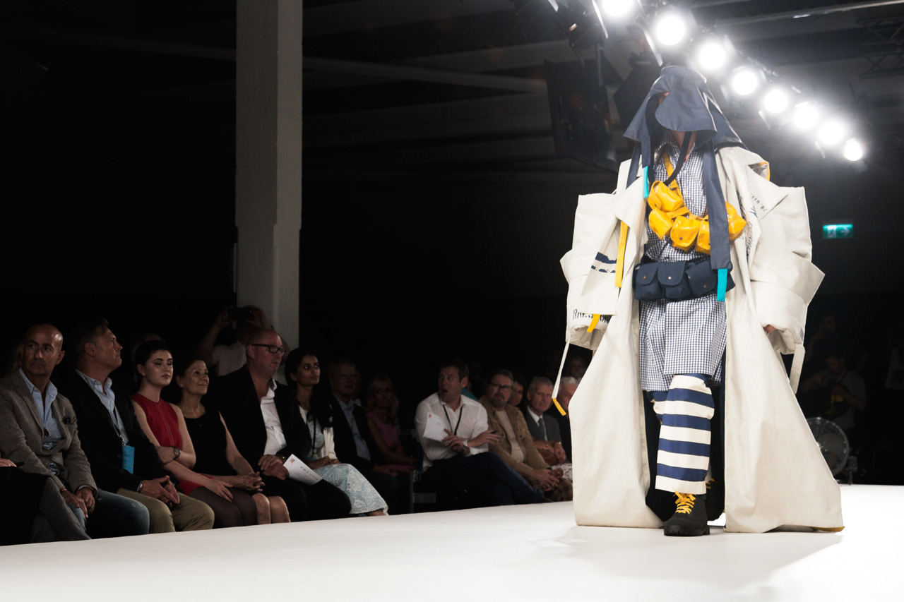 Graduate fashion week gala show 59