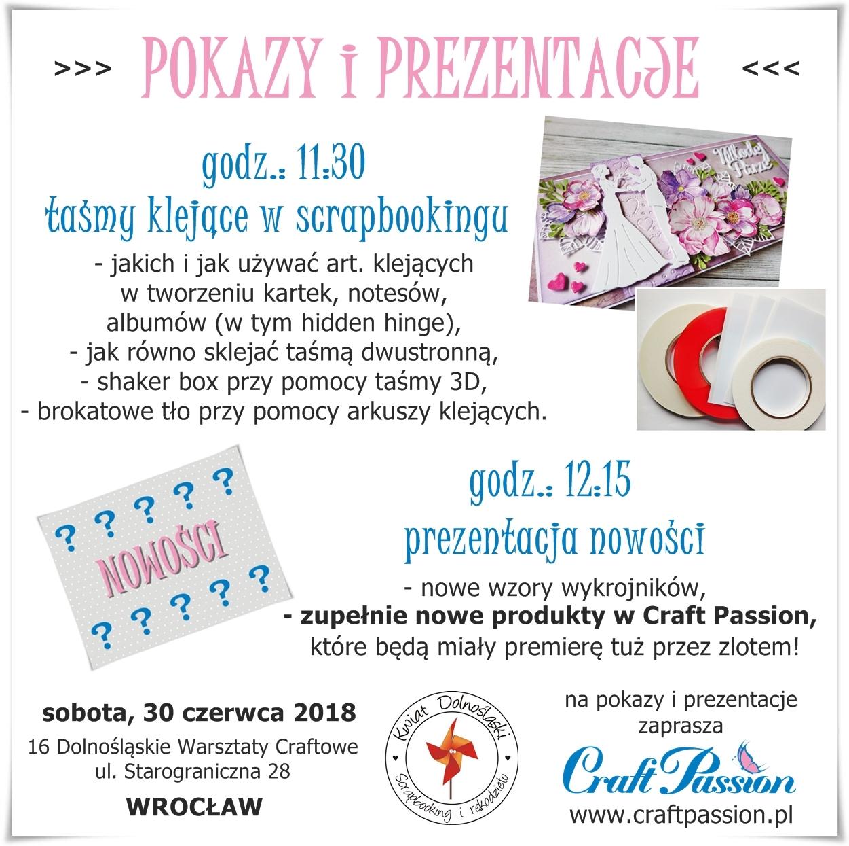Pokazy we Wrocławiu 30.06.2018