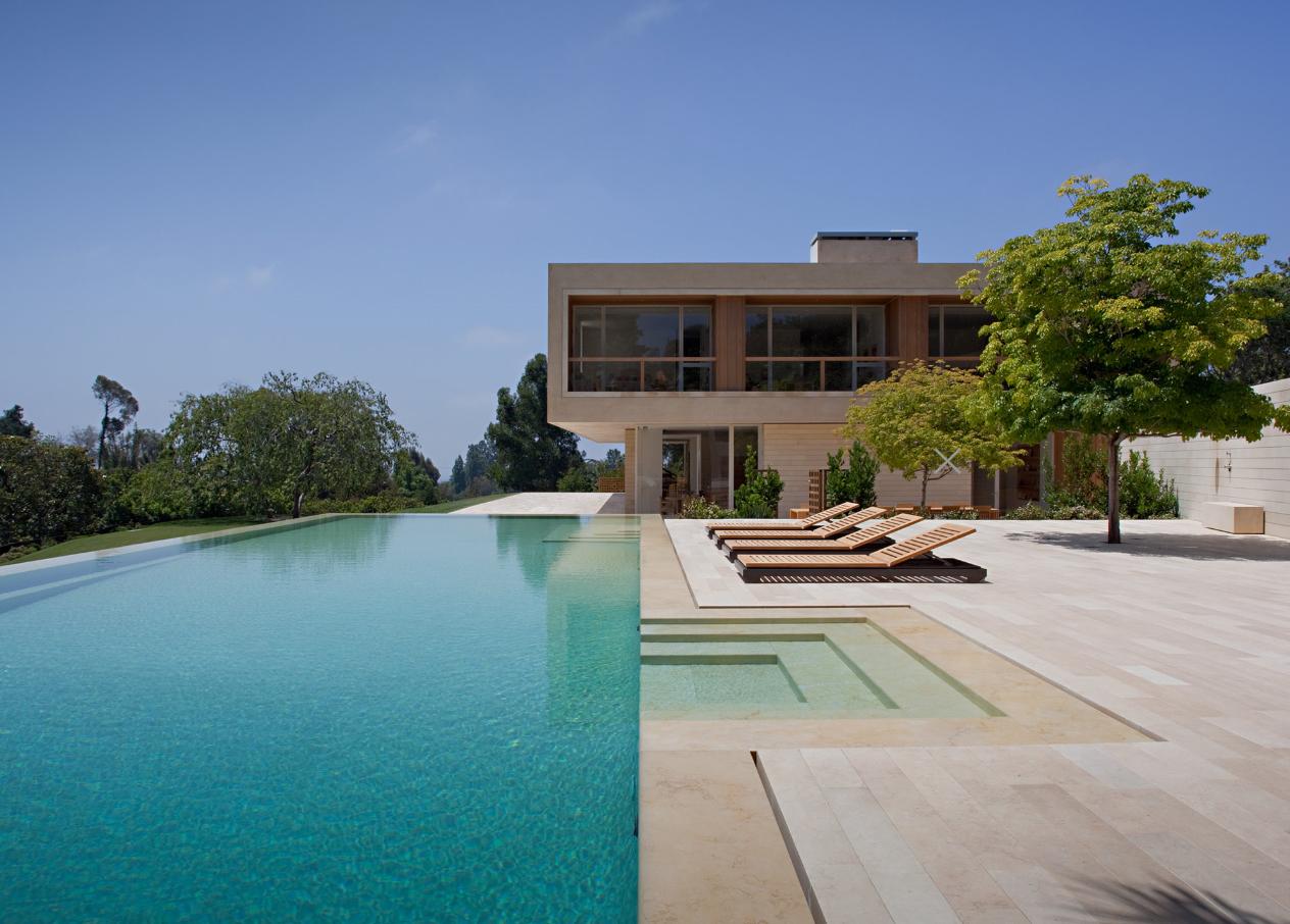 Ecomanta modern residential design john pawson as zen for Minimalist house los angeles