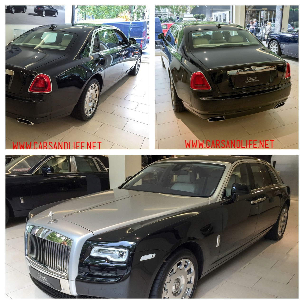 Photos of Rolls-Royce Ghost Series II, HR Owen London