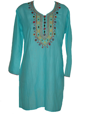Kurti India Wear Beautiful Summer Dress