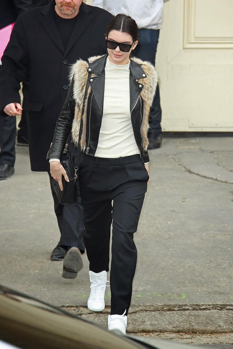 Kendall Jenner Best Dressed: Week of February 2, 2015
