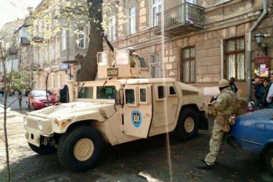 HMMWV Одеса 29.04.2015