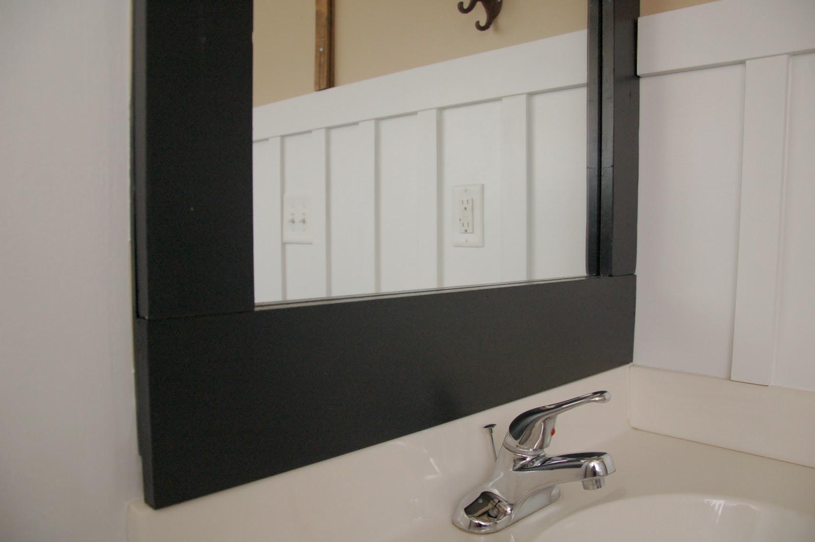 She S Crafty Bathroom Redo