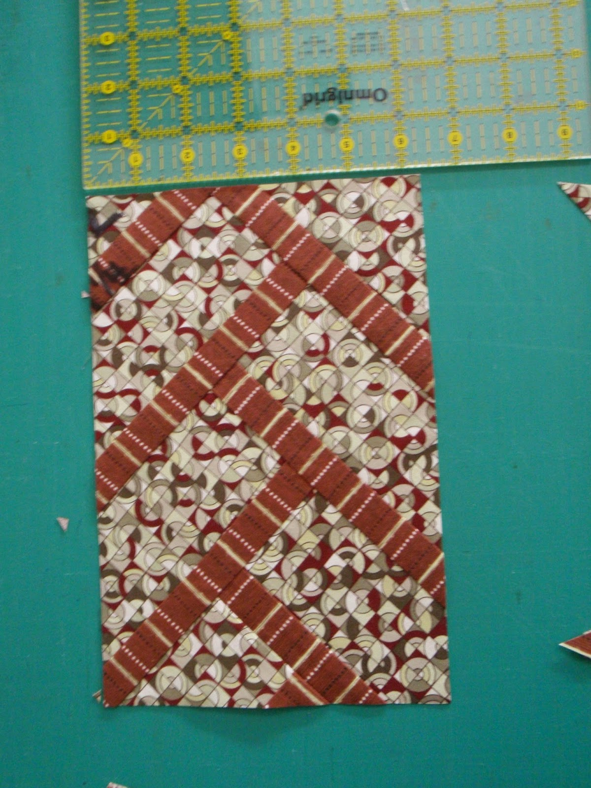 Braided Quilt Border Pattern Home : patty