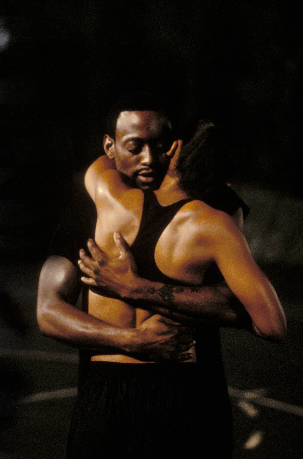 love and basketball first love scene