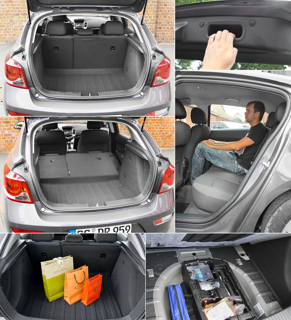 Как сделать чтобы багажник открывался сам лачетти