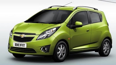 2011 Chevrolet Beat LPG in India Price