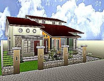 10 Gambar Rumah Mewah Minimalis Modern