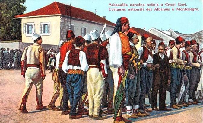 Arbanaska (Montenegro)