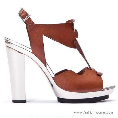 obuv barbara bui vesna leto 2011 04 Жіноче взуття від Barbara Bui