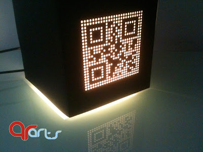 Cool QR Code Inspired Products and Designs (15) 1