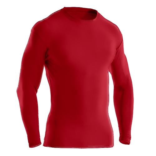 Ampliar imagen : Camiseta EVO ColdGear Compression Crew-II-Under Amour®