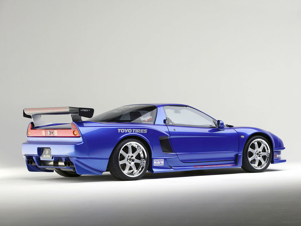 The Honda NSX, Or Acura NSX In North America And Hong Kong, Is A Sports Car  That Was Produced Amid 1990 And 2005 By The Japanese Automaker Honda.