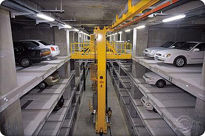 auto car parking