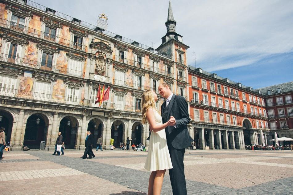 la boda de torgei y ane en Madrid fotografiada por La boda de lola - blog bodas mi boda gratis