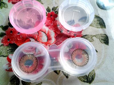 Geo Cm 958 Lenses with Case