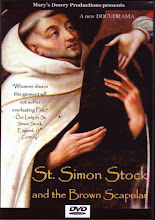 Saint Simon Stock and the Brown Scapular DVD