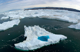 El Ártico registra un nuevo récord de descongelamiento