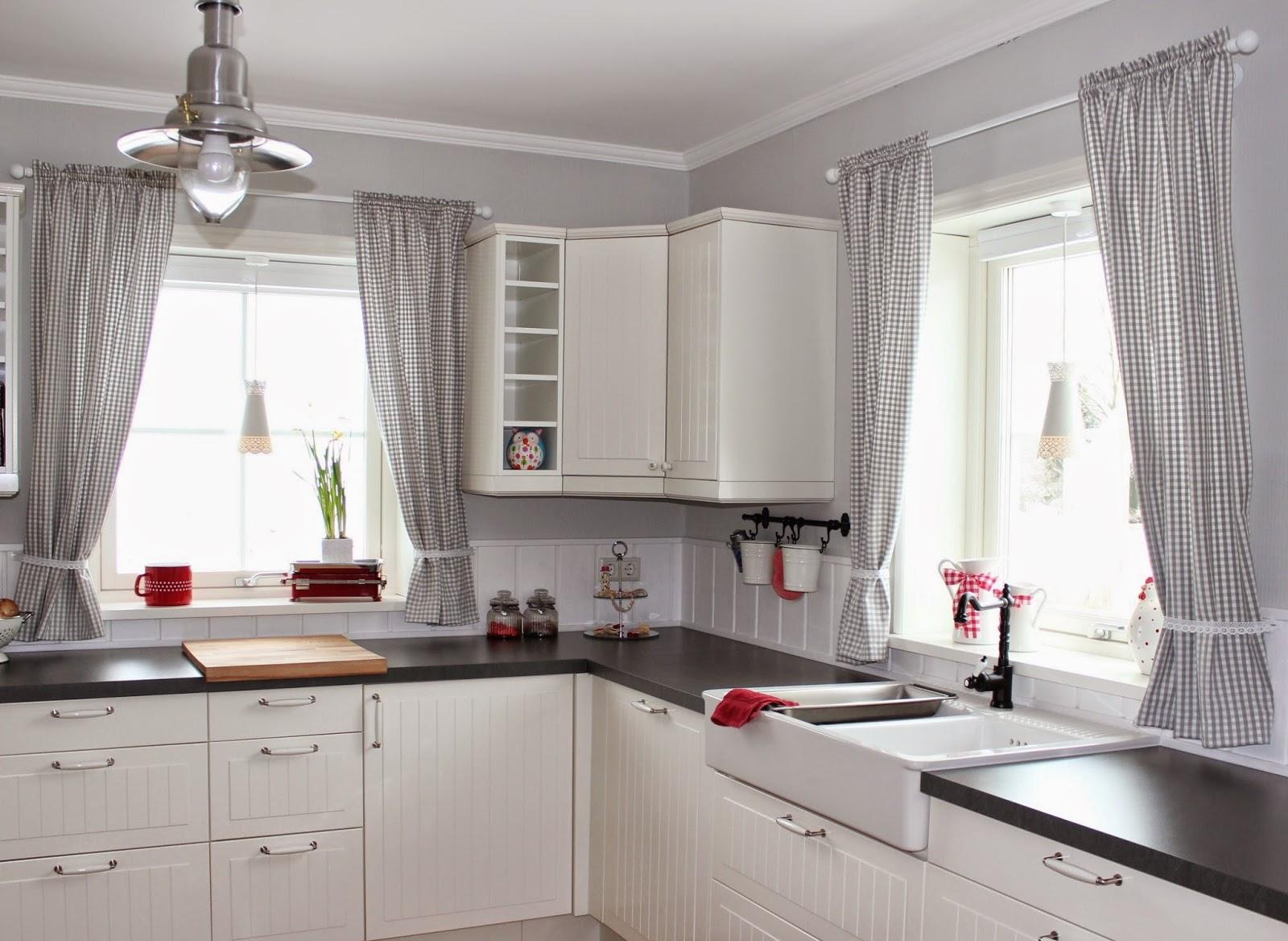 kleine lotta unser schwedenhaus vichy karo. Black Bedroom Furniture Sets. Home Design Ideas