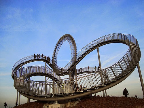 Tiger and Turtle Roller Coaster