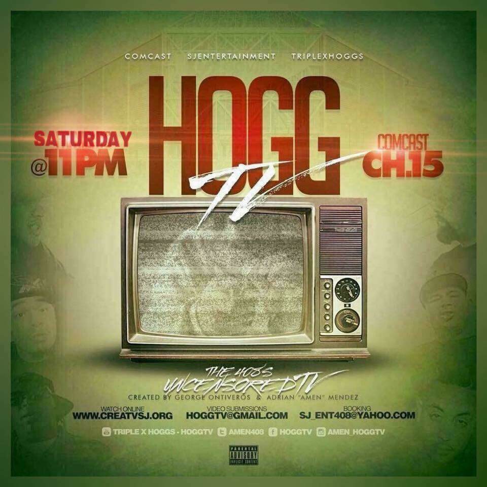 HOGG TV Live Saturdays 11pm