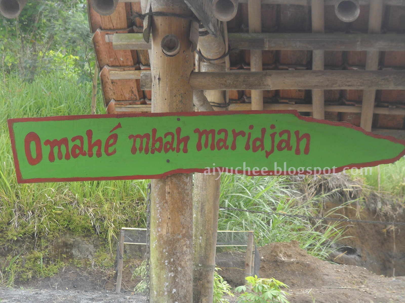 Omahe Mbah Maridjan