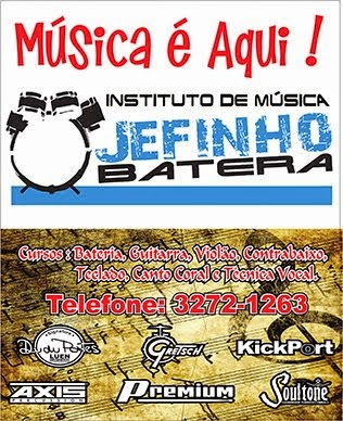 Instituto De Música Jefinho Batera