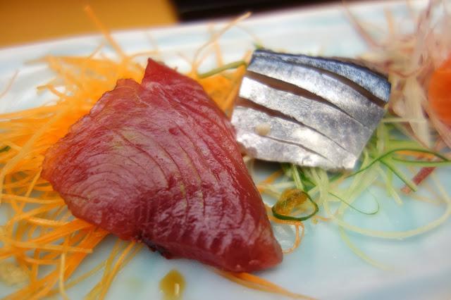 Ginza Sushikoh sushi tokyo japan blue fin tuna maguro