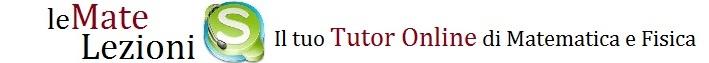 Ripetizioni di Matematica Online